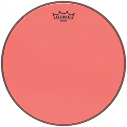 Remo BE-0316-CT-RD Emperor Colortone Red 16-inch