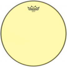 Remo BE-0313-CT-YE Emperor Colortone Yellow 13-inch