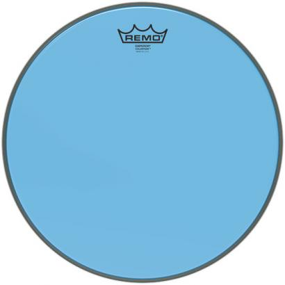 Remo BE-0308-CT-BU Emperor Colortone Blue 8-inch