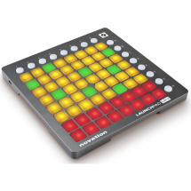 (B-Ware) Novation Launchpad Mini MK2 MIDI Studio-Controller