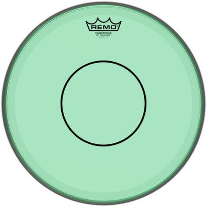 Remo P7-0313-CT-GN Powerstroke 77 Colortone Green 13-inch