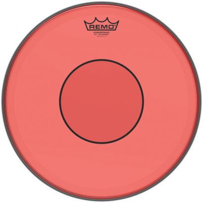 Remo P7-0313-CT-RD Powerstroke 77 Colortone Red 13-inch