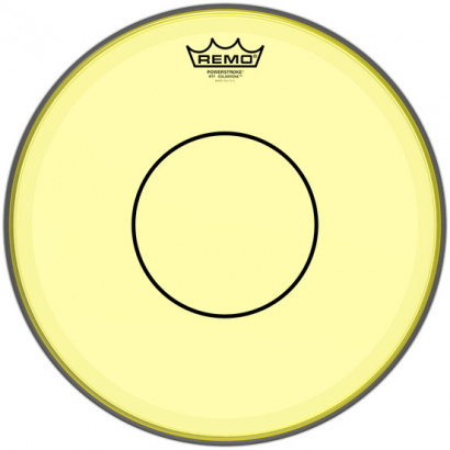 Remo P7-0313-CT-YE Powerstroke 77 Colortone Yellow 13-inch
