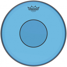 Remo P7-0314-CT-BU Powerstroke 77 Colortone Blue 14-inch