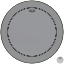 Remo P3-1318-CT-SM Powerstroke P3 Colortone Smoke 18-inch