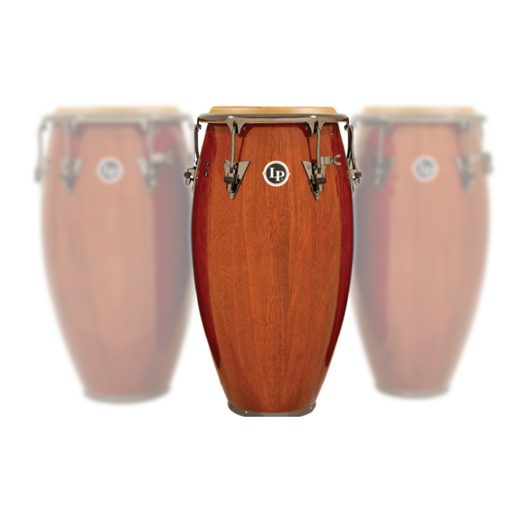 (B Ware) Latin Percussion LP559Z D 11,75 Zoll Conga, Natural Durian