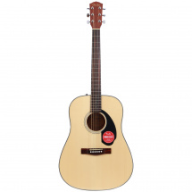 (B-Ware) Fender CD-60S Dreadnought Pack Natural Westernigtarren-Set
