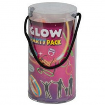 Eddy Toys Glow in the Dark Party Pack 100-piece