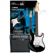 (B-Ware) Yamaha Pacifica 012 & Spider 15  Pack