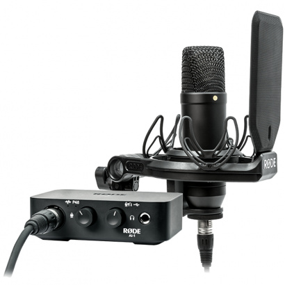 (B-Ware) Rode NT1-AI1 Kit studio bundle