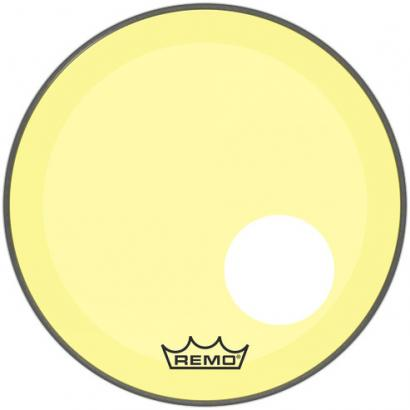 Remo P3-1320-CT-YEOH Powerstroke P3 Colortone Yellow 20-inch