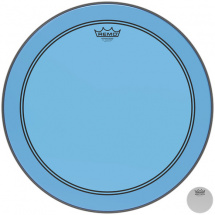Remo P3-1322-CT-BU Powerstroke P3 Colortone Blue 22-inch