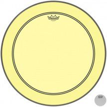 Remo P3-1322-CT-YE Powerstroke P3 Colortone Yellow 22-inch