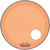 Remo P3-1322-CT-OGOH Powerstroke P3 Colortone Orange 22-inch