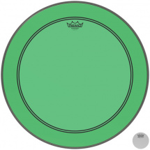 Remo P3-1324-CT-GN Powerstroke P3 Colortone Green 24-inch