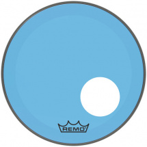 Remo P3-1324-CT-BUOH Powerstroke 3 P3 Colortone Blue 24-inch