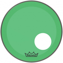 Remo P3-1324-CT-GNOH Powerstroke 3 P3 Colortone Green 24-inch