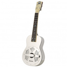 (B-Ware) Recording King RU-998 Metal Body Resonator-Ukulele