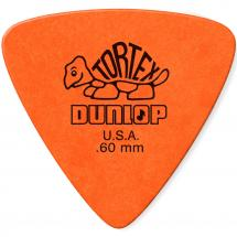 Dunlop Tortex Triangle .60mm Bassplektrum 0,60 mm orange