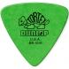 Dunlop 431R88 Tortex Triangle .88mm Bassplektrum 0,88 mm grün