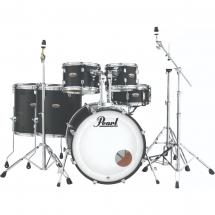 Pearl DMP926S/C227 Decade M. Satin Slate Black 6-piece drum kit