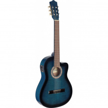 (B-Ware) Stagg C546TCE Blue Sunburst
