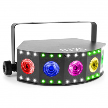 (B-Ware) BeamZ DJ X5 stroboscope LED array