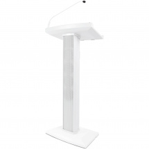 Denon Professional Lectern Active multimedia music stand, white
