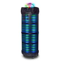 iDance Cyclone CY 6000 mobile Bluetooth speaker incl. microphones
