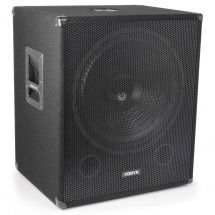 (B-Ware) Vonyx SMWA18 aktiver Subwoofer, 18 Zoll
