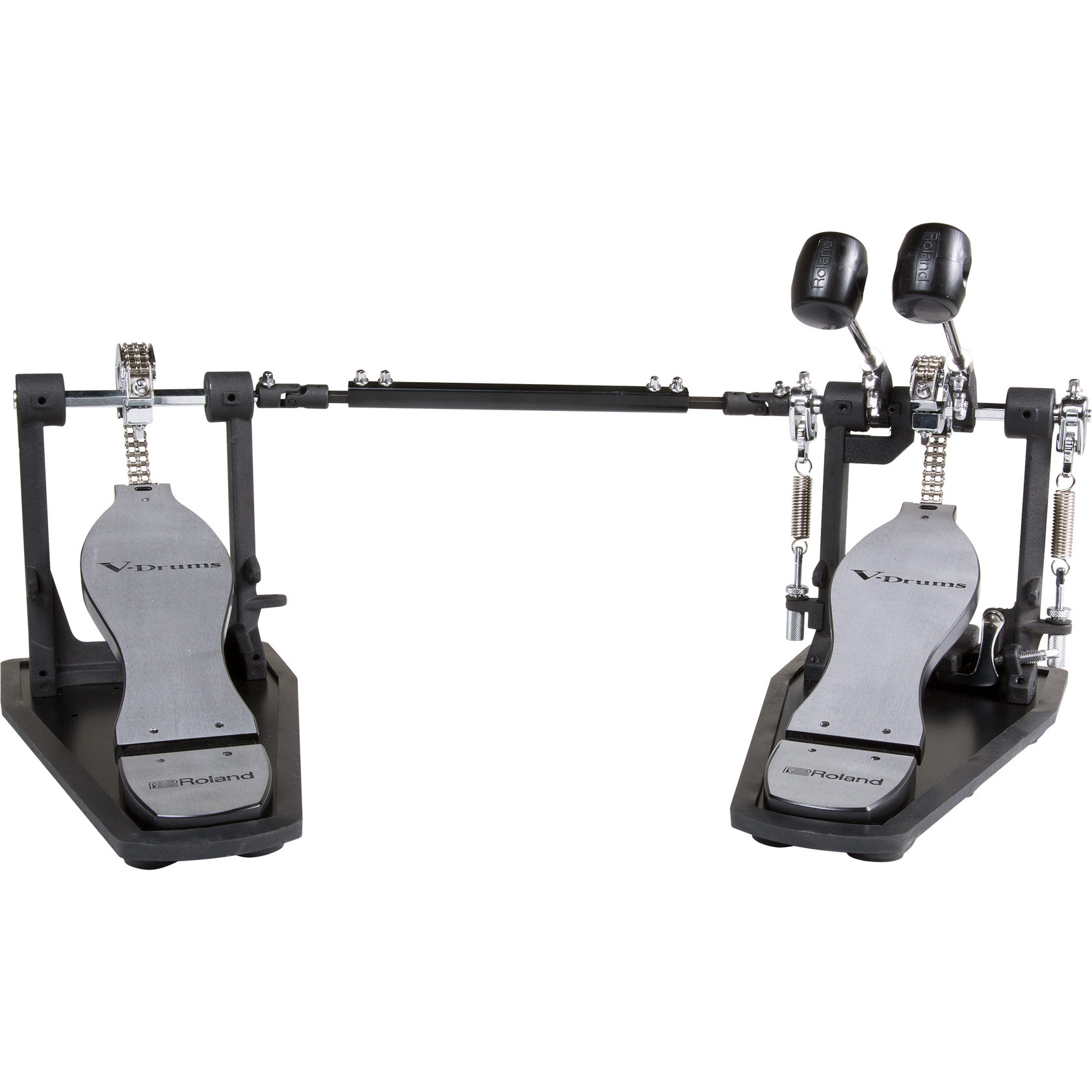 Roland RDH 102 V Drums double bass drum pedal with Noise Eaters