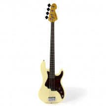 (B-Ware) Sandberg Electra VS4 creme high gloss E-Bass