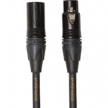 Roland RMC-G5 Gold Series balanced microphone cable, 1.5 m