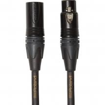 Roland RMC-G50 Gold Series balanced microphone cable, 15 m
