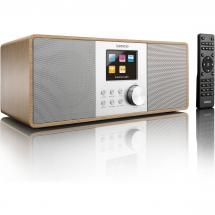 Lenco DIR-200 internet radio, natural