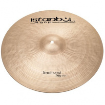 Istanbul Agop THC19 Traditional Series Thin Crash 19-inch