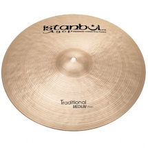 Istanbul Agop MC18 Traditional Series Medium Crash 18-inch