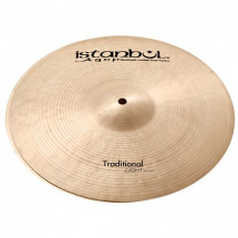 Istanbul Agop LH15 Traditional Series Light Hihat 15-inch