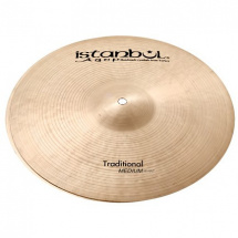 Istanbul Agop MH14 Traditional Series Medium Hihat 14-inch