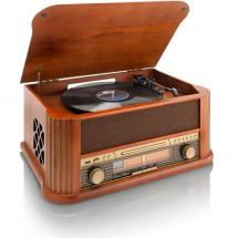 Lenco TCD-2500 turntable + music player