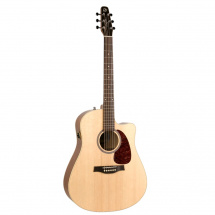 (B-Ware) Seagull Entourage Natural Spruce CW QI Westerngitarre mit Tonabnehmer