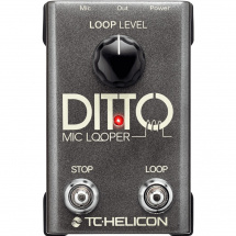 (B-Ware) TC Helicon Ditto Mic Looper