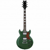 Ibanez AX120 Metallic Forest electric guitar