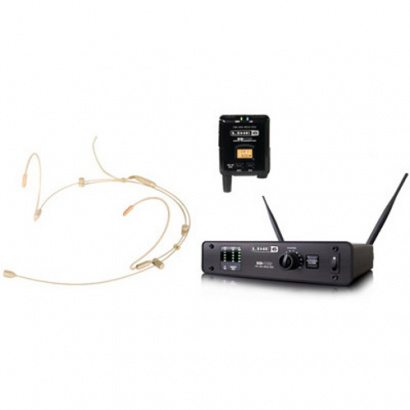 (B-Ware) Line 6 XD-V55HS-T (2,4 GHz) digitales, kabelloses Headset, Teint