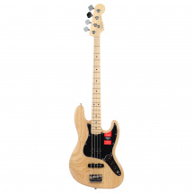 (B-Ware) Fender American Professional Jazz Bass Natural MN