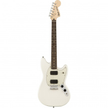 Squier Bullet Mustang HH Olympic White electric guitar