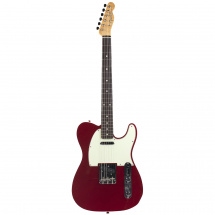 (B-Ware) Fender Vintage 62 Telecaster Bound Edges Candy Apple Red RW