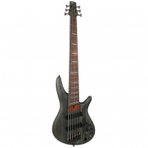 (B-Ware) Ibanez SRFF806 Black Stained 6-saitiger E-Bass