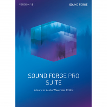 Sound Forge Pro 12 Suite audio editor (download)
