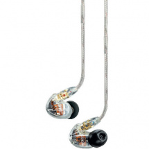 (B-Ware) Shure SE535 In Ear Monitor, transparent